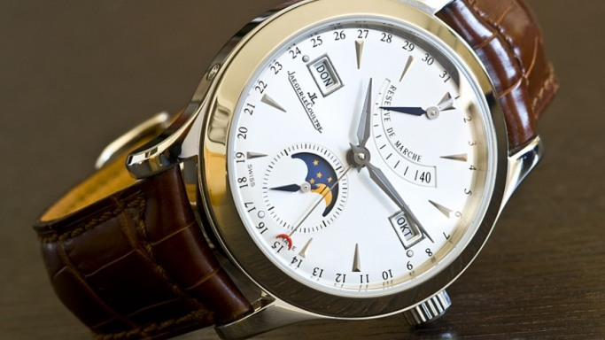 Over The Moon – Jaeger-LeCoultre Master Calendar