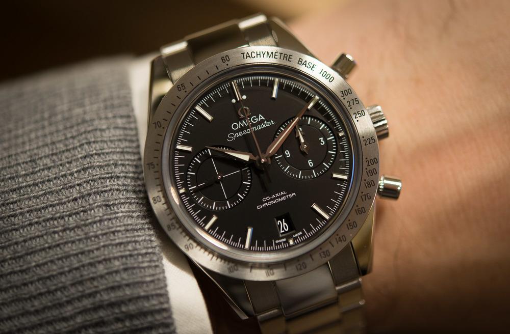 OMEGA Speedmaster 1957 Replica Watches 50th Anniversary 2007