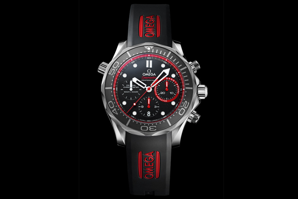High Quality Omega Replica Watches Show Both Timezones On One Face