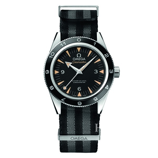 Omega replica watches 007 Series watch party