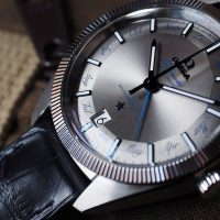The Omega Replica Watches Globemaster Co-Axial Master Chronometer Annual Calendar