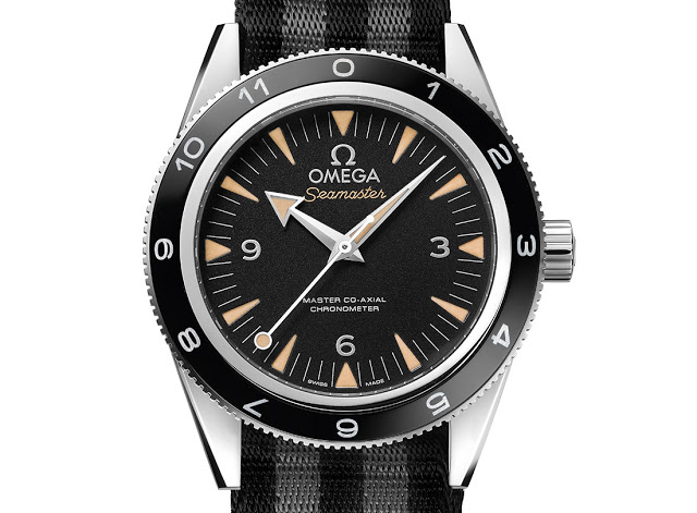 Omega Replica Introduces the Seamaster 300 SPECTRE | High Quality
